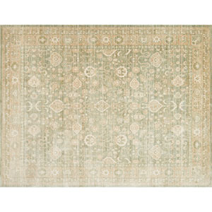 Crafted by Loloi Trousdale Sage Runner: 2 Ft. 6 In. x 10 Ft.