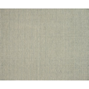 Crafted by Loloi Villa Light Blue Rectangle: 7 Ft. 9 In. x 9 Ft. 9 In. Rug