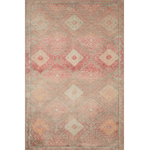 Malik Dove and Sunset 7 Ft. 6 In. x 9 Ft. 6 In. Area Rug