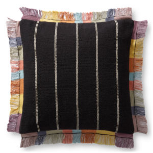 Justina Blakeney Multicolor 22-Inch Width x 22-Inch Length Pillow