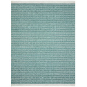 Rey Spa and Natural 3 Ft. 6 In. x 5 Ft. 6 In. Area Rug
