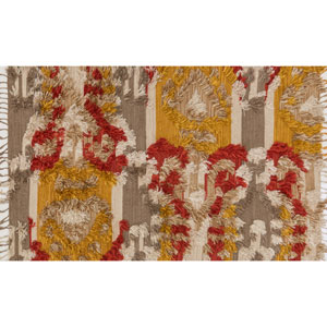 Fable Camel and Sunset Rectangular: 3 Ft 6 In x 5 Ft 6 In Rug
