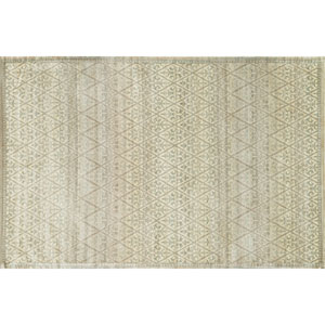 Nyla Slate and Gold Rectangular: 3 Ft 3 In x 5 Ft 3 In Rug