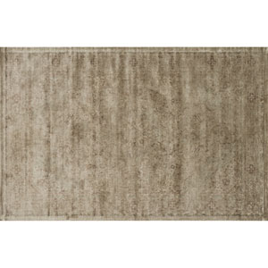 Nyla Taupe Rectangular: 3 Ft 3 In x 5 Ft 3 In Rug