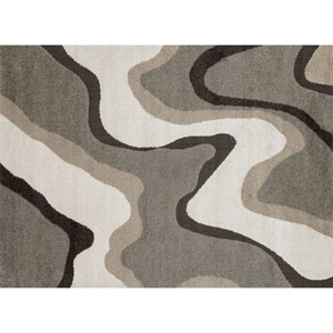 Enchant Multicolor Rectangular: 2 Ft 3 In x 3 Ft 9 In Rug