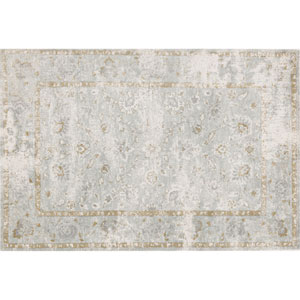 Torrance Sea and Sea Rectangular: 3 Ft 9 In x 5 Ft 9 In Rug