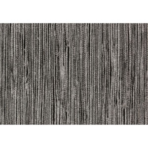 Emory Grey and Black Rectangular: 3 Ft 10 In x 5 Ft 7 In Rug