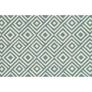 Venice Beach Slate and Ivory Rectangular: 2 Ft 3 In x 3 Ft 9 In Rug