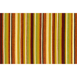 Venice Beach Sunset Rectangular: 2 Ft 3 In x 3 Ft 9 In Rug