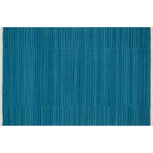Anzio Blue Rectangular: 3 Ft 6 In x 5 Ft 6 In Rug