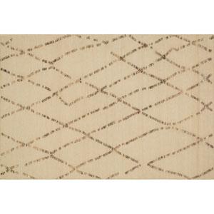 Adler White Sand Rectangular: 3 Ft 6 In x 5 Ft 6 In Rug