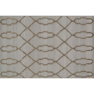 Adler Slate Rectangular: 3 Ft 6 In x 5 Ft 6 In Rug