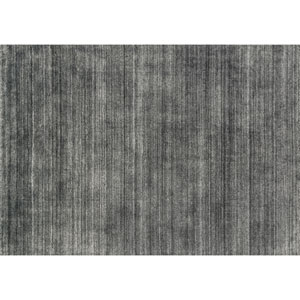 Barkley Charcoal Rectangular: 3 Ft 6 In x 5 Ft 6 In Rug