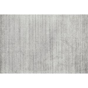 Barkley Silver Rectangular: 3 Ft 6 In x 5 Ft 6 In Rug