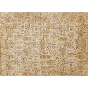 Anastasia Antique Ivory and Gold Rectangular: 2 Ft 7 In x 4 Ft Rug