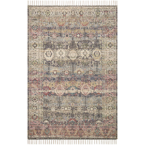 Cielo Multicolor Rectangular: 5 Ft. x 7 Ft. 6 In. Rug