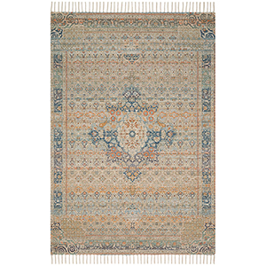 Cielo Ocean Sunset Rectangular: 5 Ft. x 7 Ft. 6 In. Rug