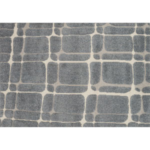 Enchant Slate and Sand Rectangular: 2 Ft. 3 In. x 3 Ft. 9 In. Rug
