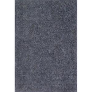Filigree Navy Rectangular: 3 Ft. 6-Inch x 5 Ft. 6-Inch Rug