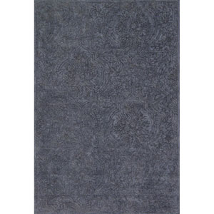 Filigree Navy Rectangular: 5 Ft. x 7 Ft. 6-Inch Rug