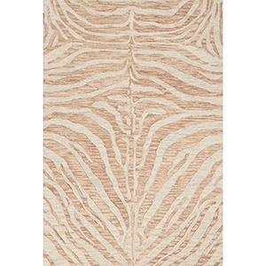 Masai Blush Square: 1 Ft. 6 In. x 1 Ft. 6 In. Rug