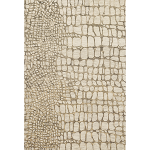 Masai Beige Square: 1 Ft. 6 In. x 1 Ft. 6 In. Rug