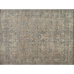 Millennium Grey and Stone Rectangular: 2 Ft. 7 In. x 4 Ft. Rug