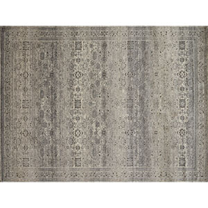 Millennium Grey and Charcoal Square: 1 Ft. 6 In. Rug