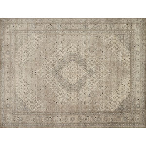 Millennium Sand and Ivory Rectangular: 2 Ft. 7 In. x 4 Ft. Rug