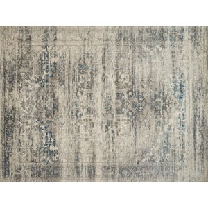 Millennium Taupe and Ivory Rectangular: 2 Ft. 7 In. x 4 Ft. Rug