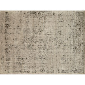 Millennium Stone and Charcoal Rectangular: 2 Ft. 7 In. x 4 Ft. Rug