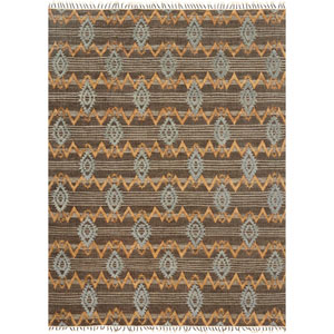 Owen Taupe and Mist Rectangular: 3 Ft. 6-Inch x 5 Ft. 6-Inch Rug