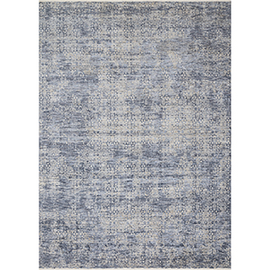 Pandora Dark Blue Rectangular: 7 Ft. 10 In. x 10 Ft. Rug