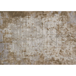Patina Wheat and Grey Rectangular: 2 Ft. 7 In. x 4 Ft. Rug