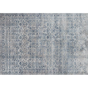 Patina Sky and Stone Rectangular: 2 Ft. 7 In. x 4 Ft. Rug