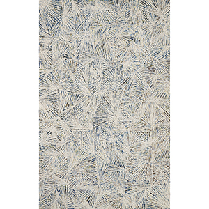 Peregrine Lagoon Rectangular: 5 Ft. x 7 Ft. 6 In. Rug