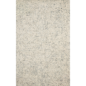 Peregrine Light Blue Rectangular: 9 Ft. 3 In. x 13 Ft. Rug