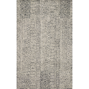 Peregrine Charcoal Rectangular: 7 Ft. 9 In. x 9 Ft. 9 In. Rug
