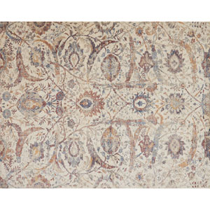 Porcia Multicolor Rectangular: 2 Ft. x 3 Ft. 4 In. Rug