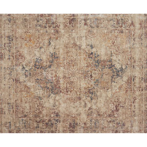 Porcia Ivory Square: 1 Ft. 6 In. Rug
