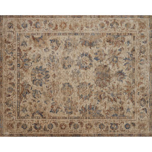 Porcia Natural Square: 1 Ft. 6 In. Rug