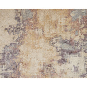 Porcia Beige and Berry Rectangular: 2 Ft. x 3 Ft. 4 In. Rug