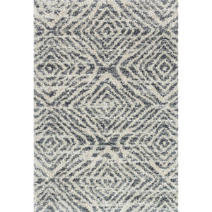 Quincy Graphite and Sand Rectangular: 2 Ft. 3 In. x 4 Ft.  Rug