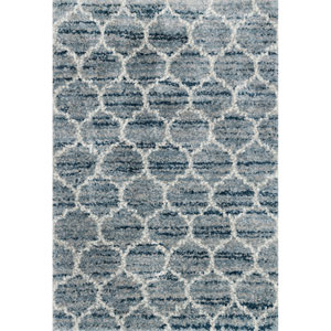 Quincy Spa and Pebble Rectangular: 2 Ft. 3 In. x 4 Ft.  Rug