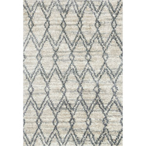 Quincy Sand and Graphite Rectangular: 2 Ft. 3 In. x 4 Ft.  Rug