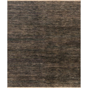 Quinn Charcoal Rectangular: 5Ft. 6-Inch x 8Ft. 6-Inch Rug