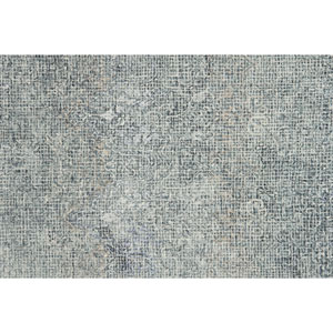 Tatum Ink and Blue Runner: 2 Ft. 6 In. x 7 Ft. 6 In. Rug