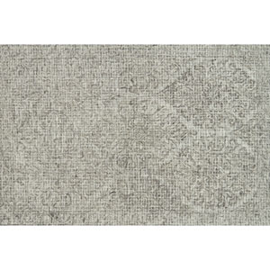 Tatum Pewter and Stone Runner: 2 Ft. 6 In. x 7 Ft. 6 In. Rug