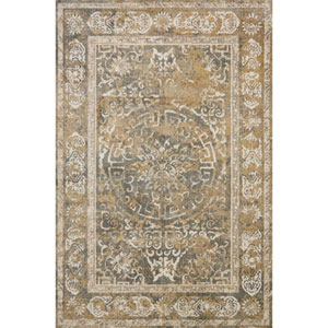 Torrance Beige and Gray Rectangular: 9 Ft. 3-Inch x 13 Ft. Rug