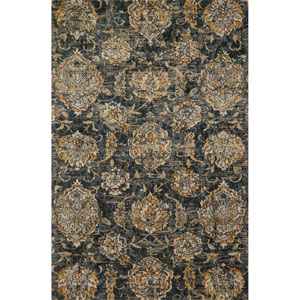 Torrance Charcoal Rectangular: 9 Ft. 3-Inch x 13 Ft. Rug